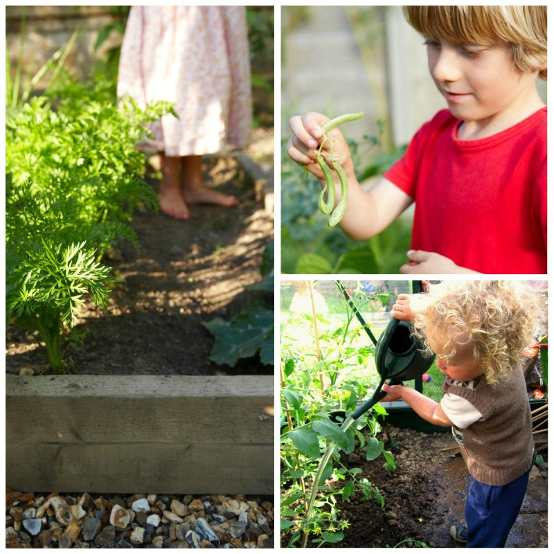 gardening with children 1